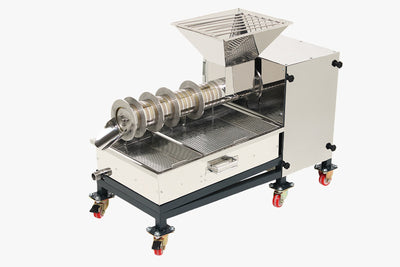 Honey Extruder , Capping Press 200 KG Capacity