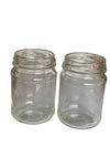 Round Glass Jars Honey  Containers 900ml 1.5 KG