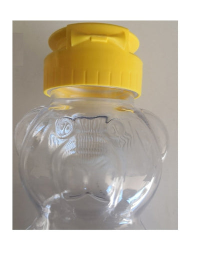 50  X Honey Bear Squeeze  Containers 500 mg,Beekeeping,beekeeping gear,oz armour