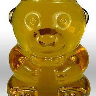 3x Teddy Bear Glass Jars 500 Grams,Beekeeping,beekeeping gear,oz armour