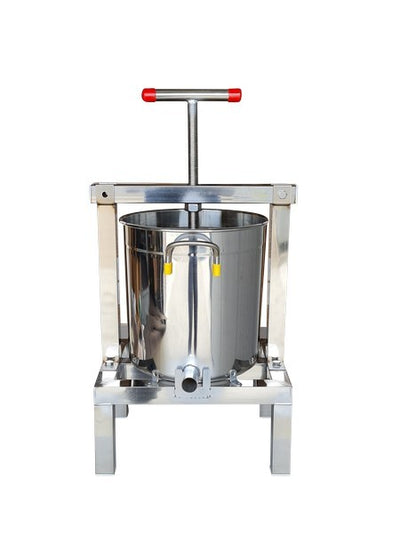 Stainless Steel Wax Press