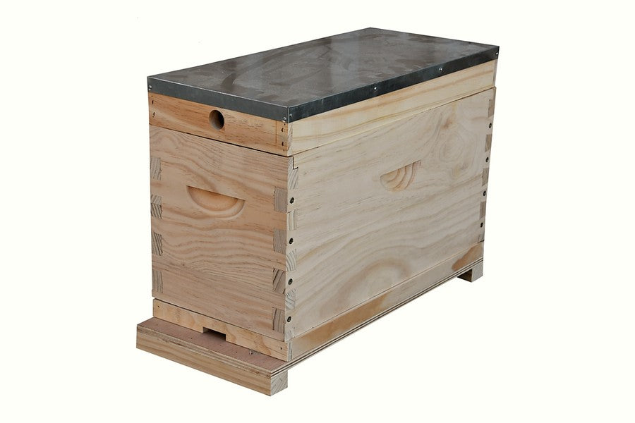 Wooden NUC Nucleus Beehive Flat Pack / Assembled and Painted