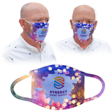 Blank Sublimation Mask-100% Polyester