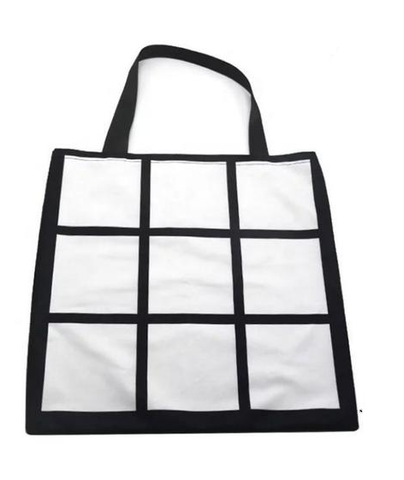 Sublimation 18 Panel Tote Bag