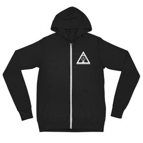 Light Designs Cult Uniform Unisex zip hoodie