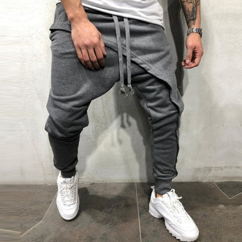 New Slim Casual Hip Hop Jogging Pants