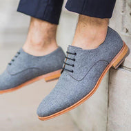 Men's Vintage British Style Low To Help Casual Shoes