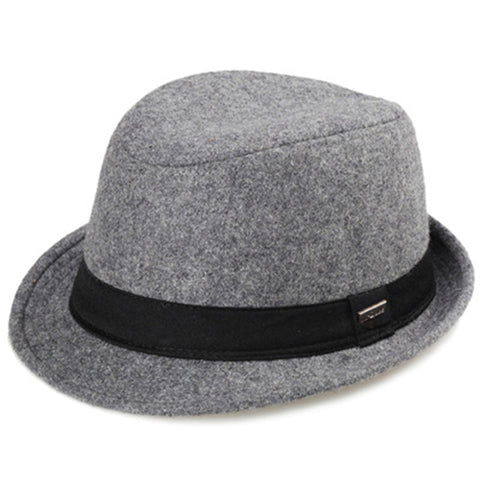 Fashion Wool-British Sunshade Hat