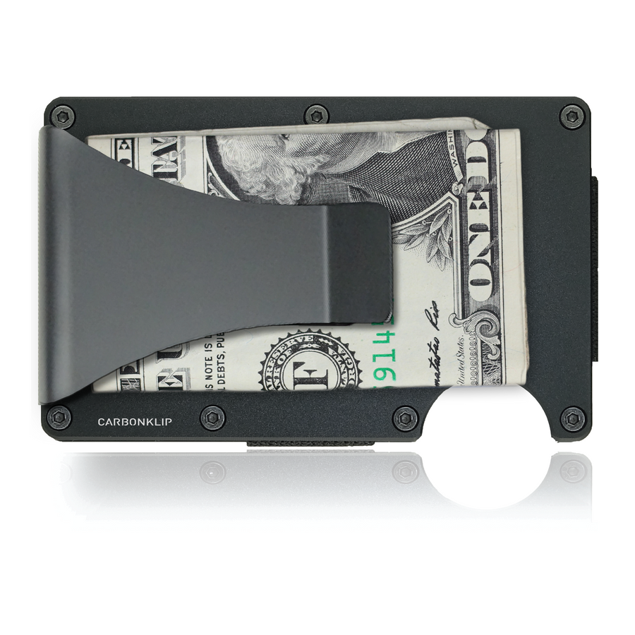 Microphone Wallet - CarbonKlip
