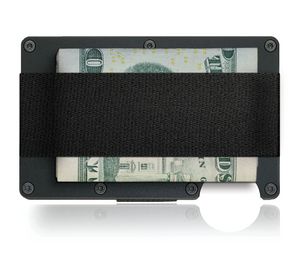 Fishing Rod Flag Wallet