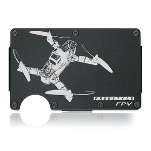 FREESTYLE FPV Aluminum Wallet