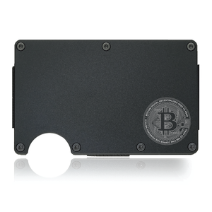 Bitcoin Badge Wallet
