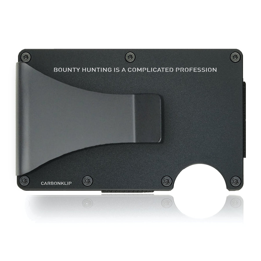 Bounty Hunter Armor Wallet - CarbonKlip