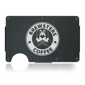 Brewsters Coffee Wallet