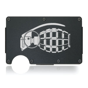 Grenade Wallet - CarbonKlip