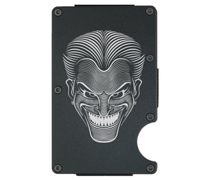 Joker Villain Wallet - CarbonKlip