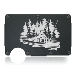 Outdoors Kayak Fishing Wallet