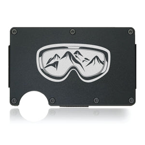 Outdoor Ski Wallet - CarbonKlip