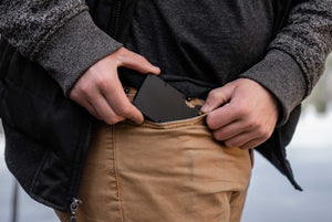 Second Amendment Wallet - CarbonKlip