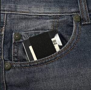Stick Shift Manual Transmission Wallet - CarbonKlip