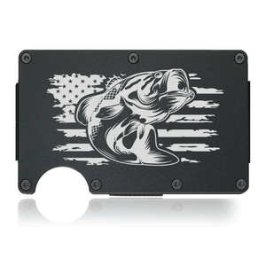 USA Bass Wallet