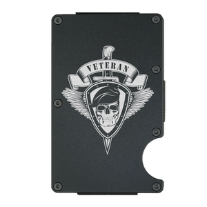 Veteran Wings Wallet