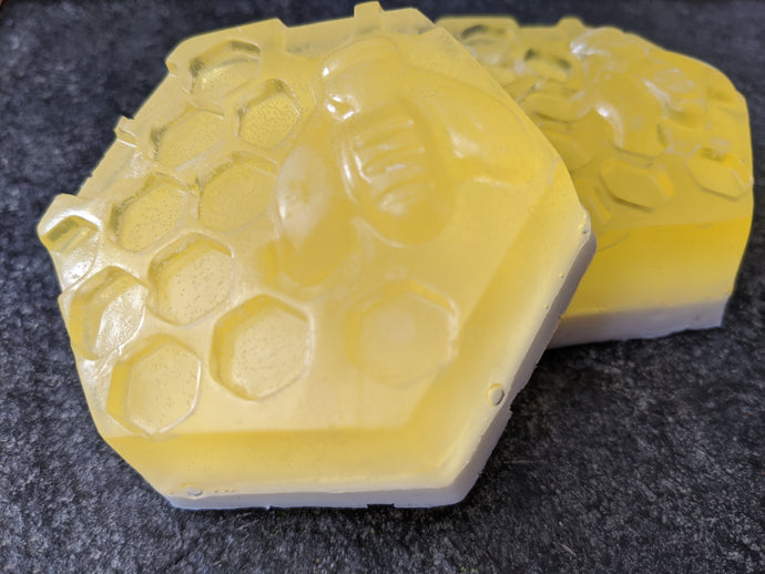 Honeybee Soap - Angry Bees