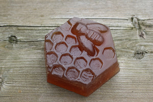 Drone Bee Soap - Angry Bees