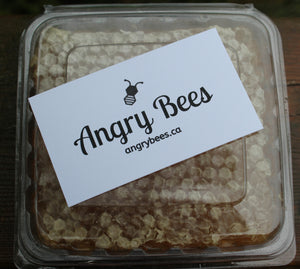 Honeycomb - Angry Bees