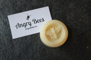Coco Cocoa Lotion Bar - Angry Bees