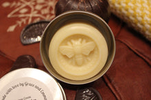 Load image into Gallery viewer, Orange Cocoa Lotion Bar - Angry Bees