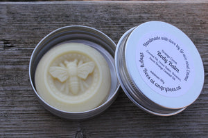 Orange Cocoa Lotion Bar - Angry Bees