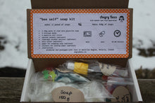 Load image into Gallery viewer, DIY Soap Kit - Angry Bees