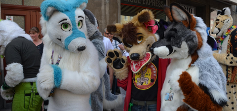 furry convention on march