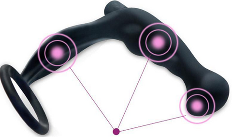 prostate massager infographic