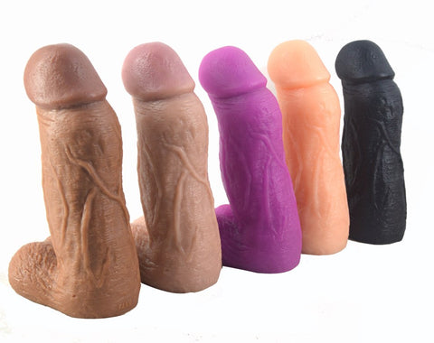 FAAK Extra Thick Dildo 5 Colours
