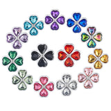 "13 COLORS JEWELED 3"" METAL PRINCESS PLUG  theelaborated"
