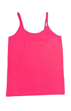 Hot Pink Lounge/ PJ Cami top by Candy Pink Girls