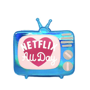 Netflix All Day TV Time Handbag