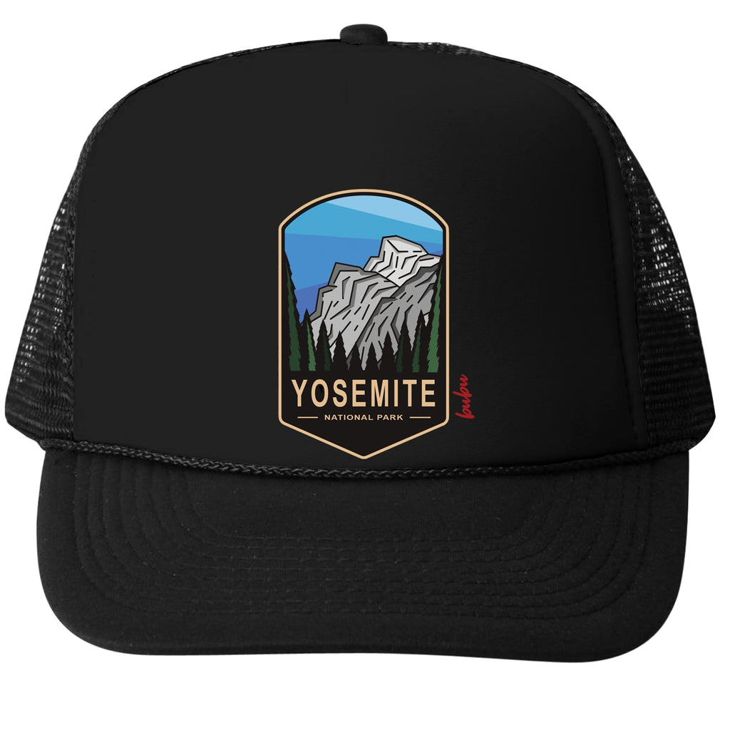 Yosemite National Park Trucker Hat