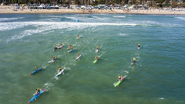 Pacific Paddle Games Dana Point California