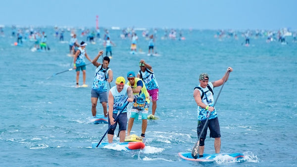 Air France Paddle Festival Papeete