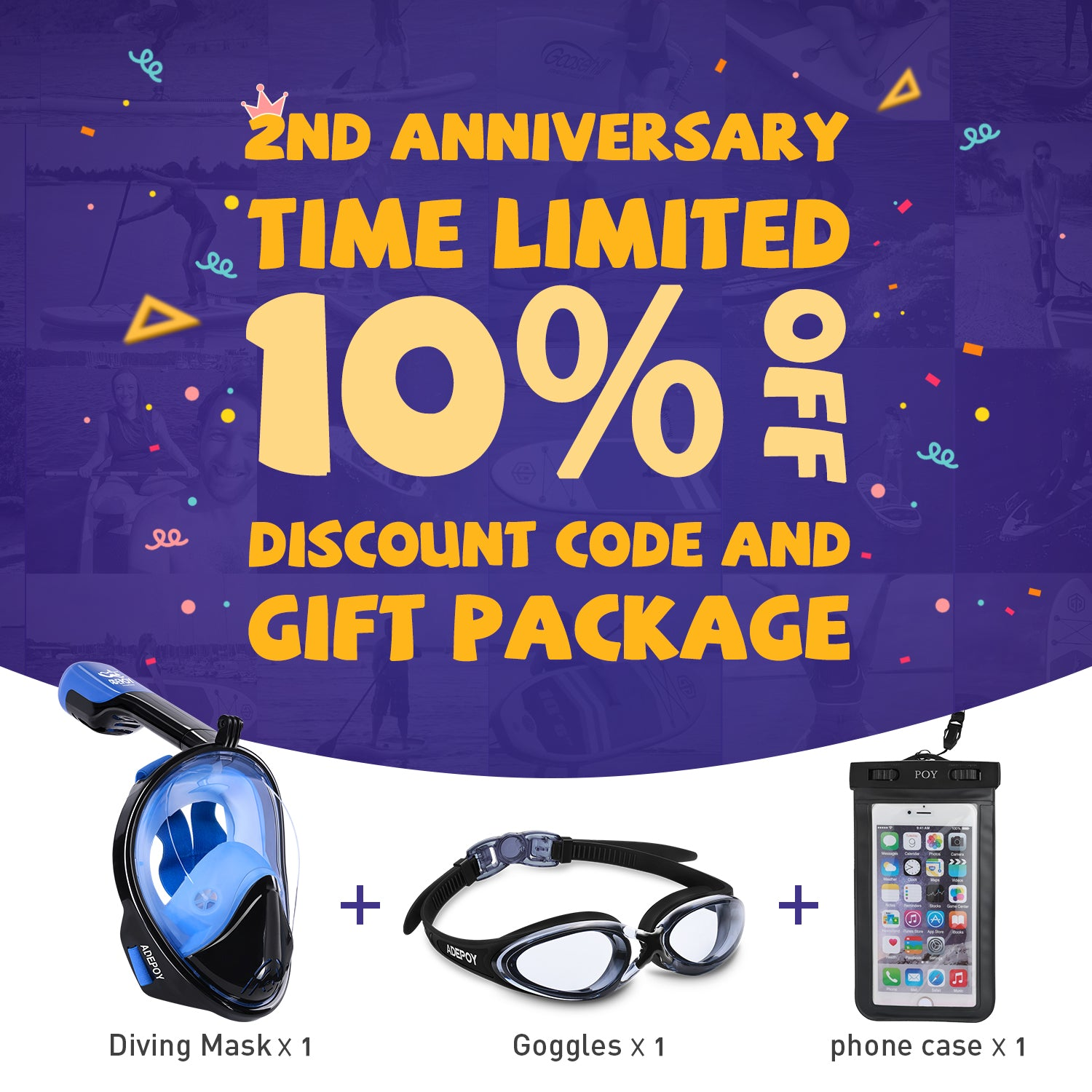 Anniversary package