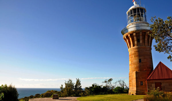 Barrenjoey Lighthouse palm beach paddle boarding