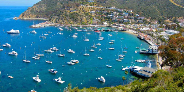 Santa Catalina Island California