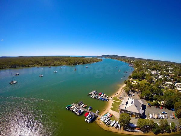 Noosa River paddle boarding sunshine coast Queensland