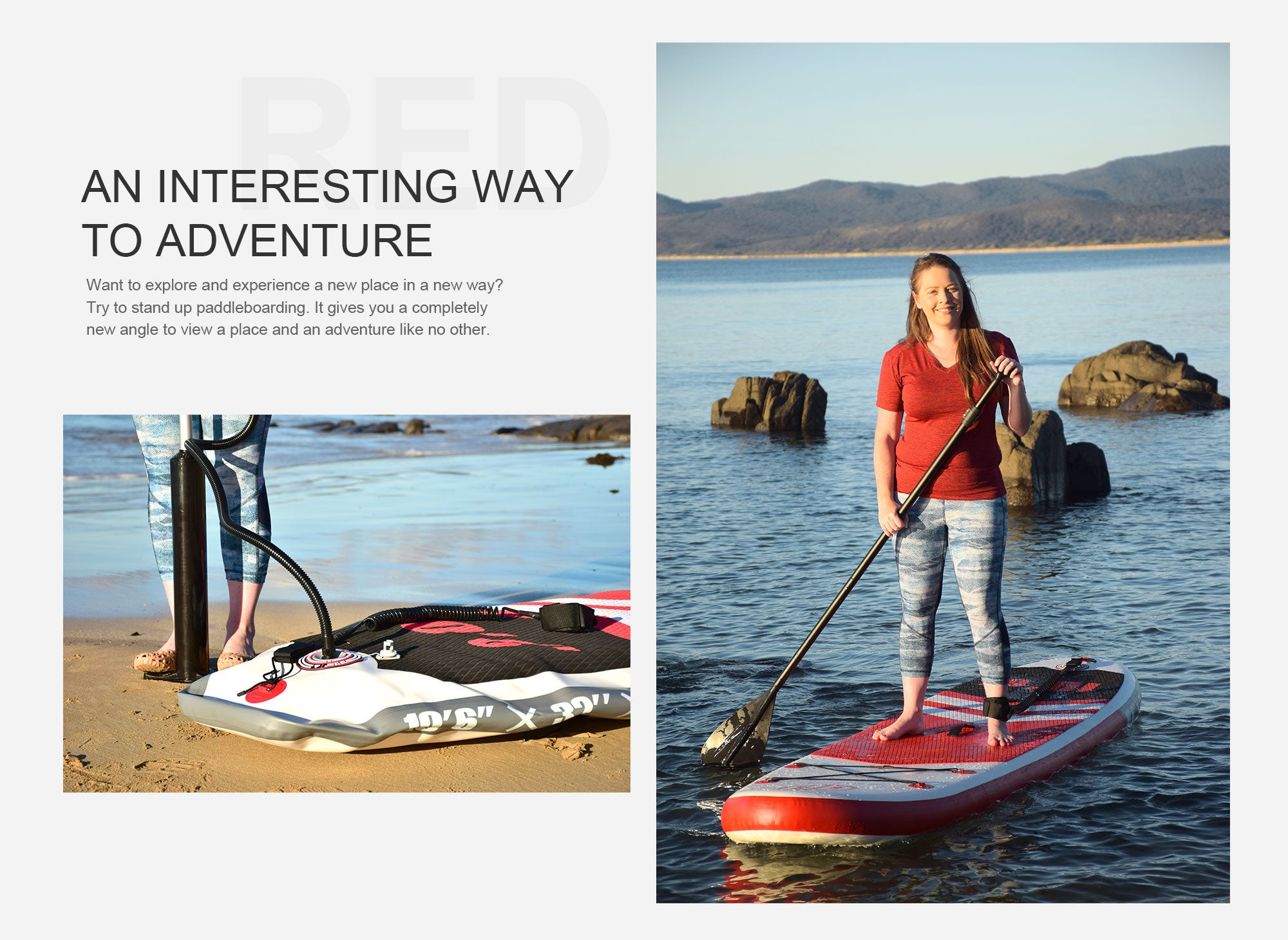 buy the best paddle board for you