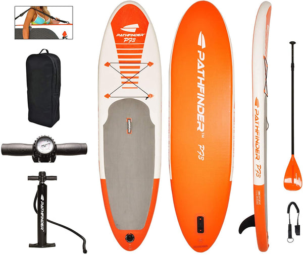 best inflatable sup board for beginners 2020 pathfinder