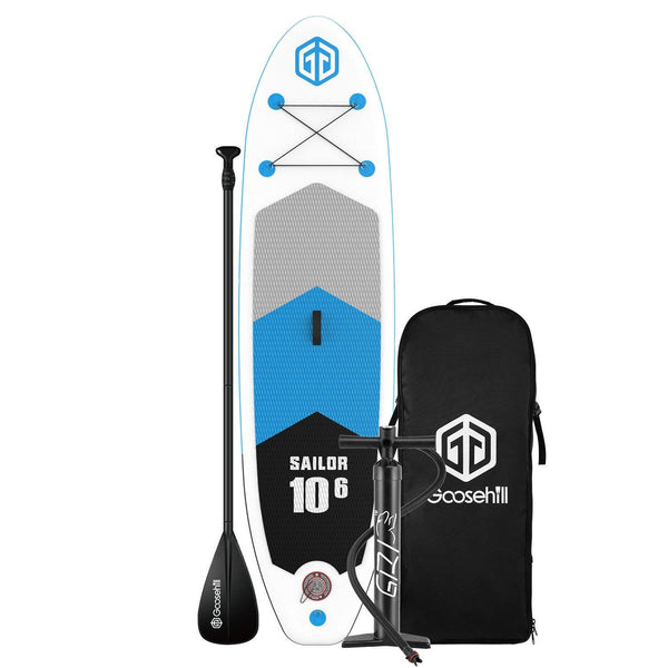 Best Beginner paddle board 2020 Goosehill Sailor
