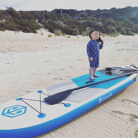 Goosehill Sailor inflatable paddleboard